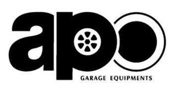 APO GARAGE EQUIPMENTS