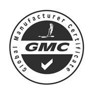 GMC GLOBAL MANUFACTURER CERTIFICATE