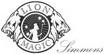 LION MAGIC SIMMONS