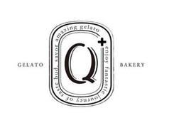 GELATO Q+ BAKERY ENJOY FANTASTIC JOURNEY OF TASTE BUD. SAVOR AMAZING GELATO
