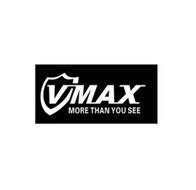 VMAX MORE THAN YOU SEE