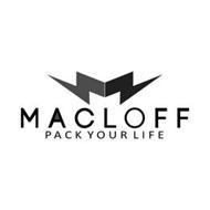 MACLOFF PACK YOUR LIFE