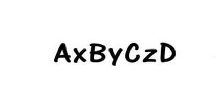 AXBYCZD