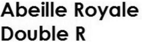 ABEILLE ROYALE DOUBLE R