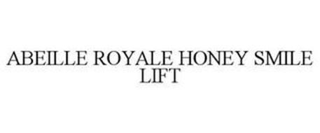 ABEILLE ROYALE HONEY SMILE LIFT