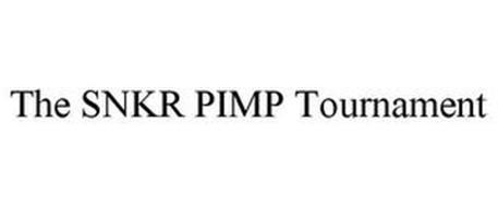 THE SNKR PIMP TOURNAMENT