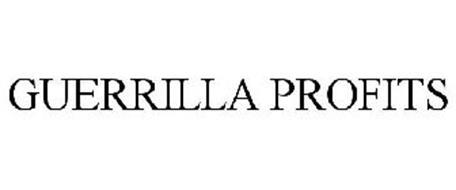 GUERRILLA PROFITS