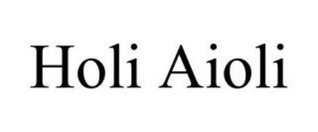 HOLI AIOLI