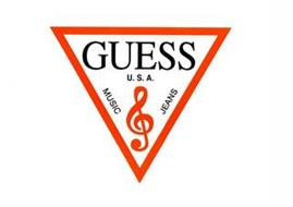 GUESS U.S.A. MUSIC JEANS
