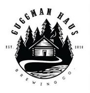 GUGGMAN HAUS BREWING CO. EST. 2016
