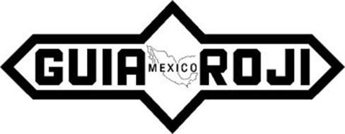 GUIA ROJI MEXICO