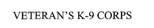 VETERAN'S K-9 CORPS