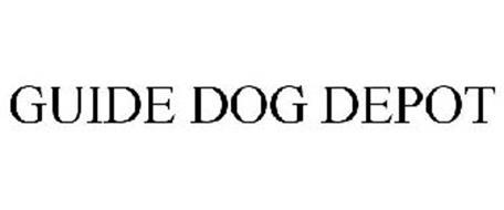GUIDE DOG DEPOT