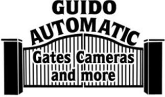 GUIDO AUTOMATIC GATES CAMERAS AND MORE