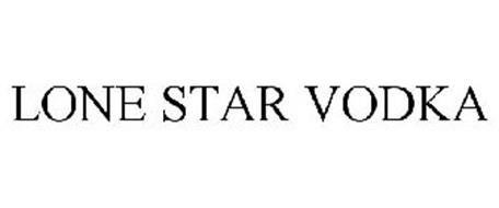LONE STAR VODKA