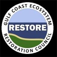 """GULF COAST ECOSYSTEM RESTORATION COUNCIL"" AND ""RESTORE"""