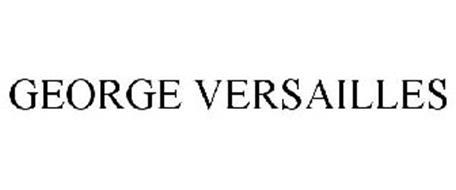 GEORGE VERSAILLES