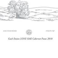 GUSH ETZION WINERY GUSH ETZIION LONE OAK CABERNET FRANC 2010