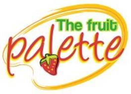 THE FRUIT PALETTE