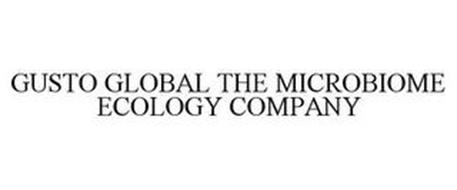 GUSTO GLOBAL THE MICROBIOME ECOLOGY COMPANY