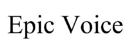 EPIC VOICE