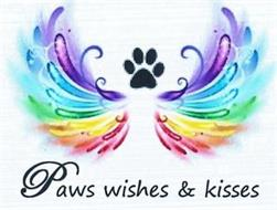 PAWS WISHES & KISSES