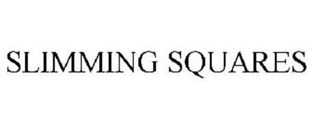SLIMMING SQUARES