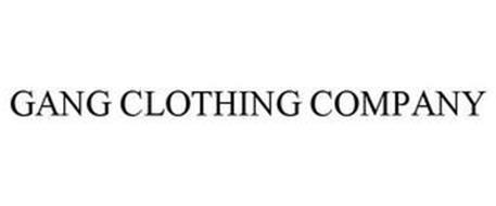 GANG CLOTHING COMPANY