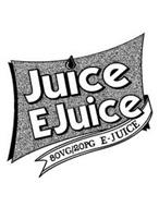 JUICE EJUICE 80VG/20PG E-JUICE