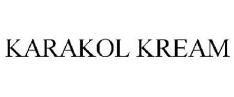 KARAKOL KREAM