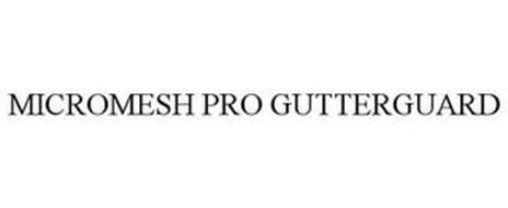 MICROMESH PRO GUTTERGUARD