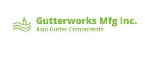 GUTTERWORKS MFG INC. RAIN GUTTER COMPONENTS