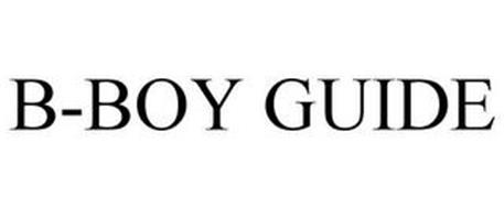 B-BOY GUIDE