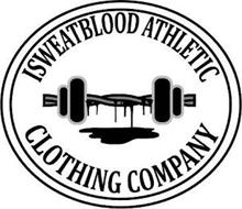 ISWEATBLOOD ATHLETIC CLOTHING COMPANY