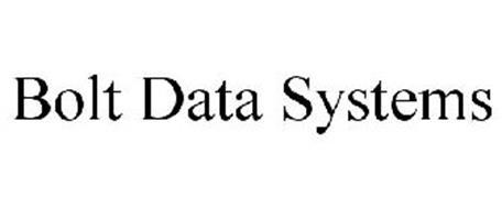 BOLT DATA SYSTEMS