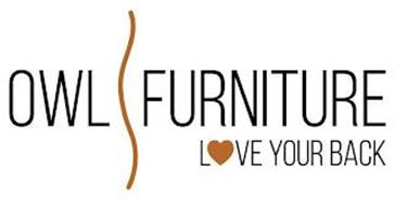 OWL FURNITURE LOVE YOUR BACK
