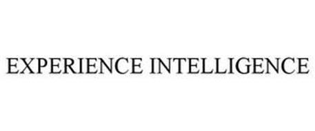 EXPERIENCE INTELLIGENCE
