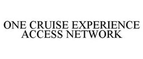 ONE CRUISE EXPERIENCE ACCESS NETWORK