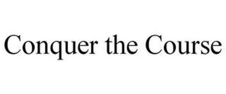 CONQUER THE COURSE