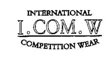 INTERNATIONAL I.COM.W COMPETITION WEAR
