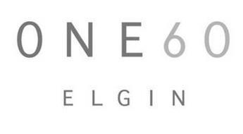 ONE60 ELGIN