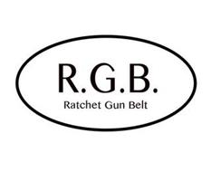 R.G. B. RATCHET GUN BELT