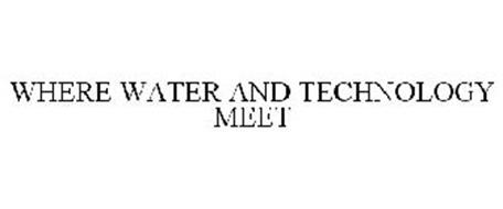 WHERE WATER AND TECHNOLOGY MEET