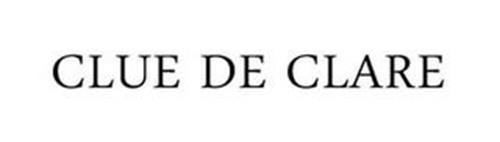 CLUE DE CLARE
