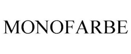 MONOFARBE