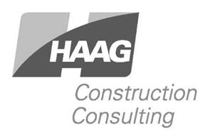 H HAAG CONSTRUCTION CONSULTING