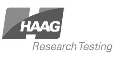 H HAAG RESEARCH TESTING