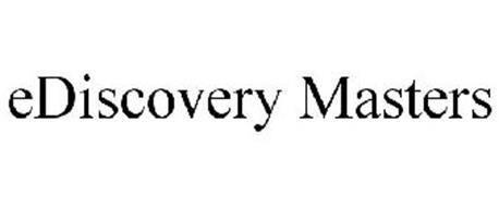 EDISCOVERY MASTERS