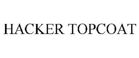 HACKER TOPCOAT