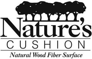 NATURE'S CUSHION NATURAL WOOD FIBER SURFACE